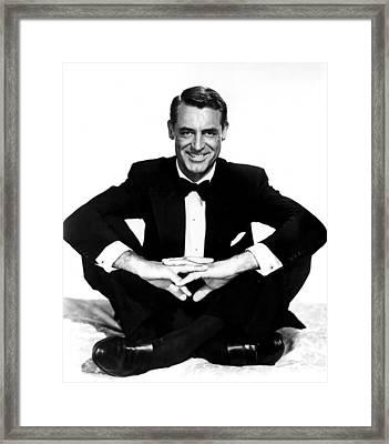 Cary Grant Framed Print by Everett