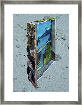 Cassetto Framed Print by Daniele Baiamonte