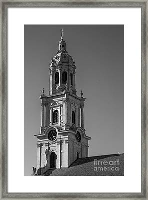Cathedral Of St. John The Evangelist Framed Print