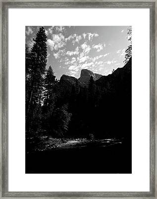 Cathedral Rocks  Framed Print by Chris  Brewington Photography LLC