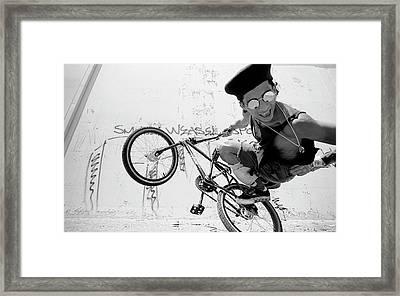 Ceppie Maes Framed Print