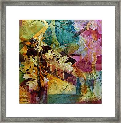 Changing Times Framed Print by Terry Honstead