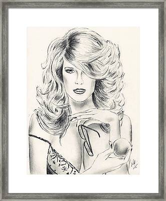 Charlotte Kemp Framed Print