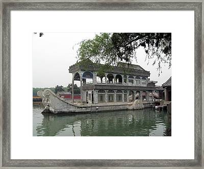China Beiging Summer Palace Framed Print
