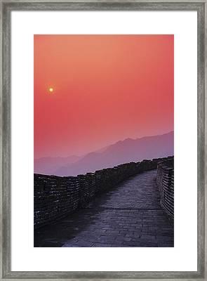 China, Mu Tian Yu Framed Print by Gloria & Richard Maschmeyer - Printscapes