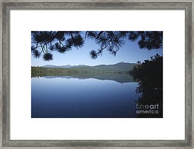 Chocorua Lake - Tamworth New Hampshire Framed Print by Erin Paul Donovan