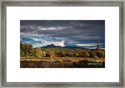 Chocorua Framed Print by Scott Thorp