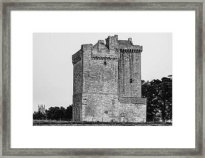 Clackmannan Tower Framed Print