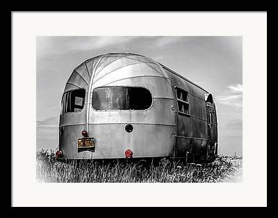 Airstream Framed Prints