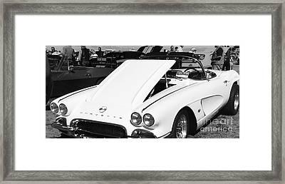 Classic Car Series Framed Print