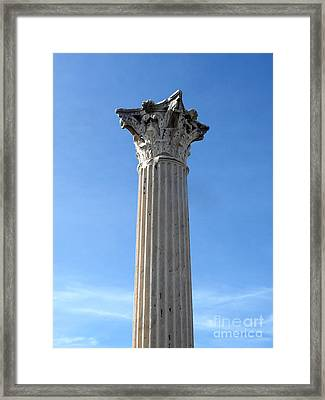 Classic Framed Print by Lutz Baar