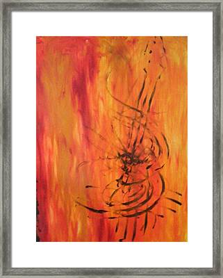 Classical  Framed Print by Kim  Rahal