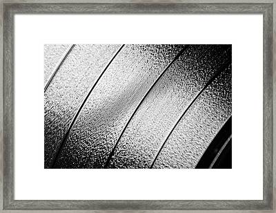 Closeup Macro Photos Of Textures And Pattern For Background As A Framed Print