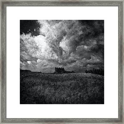 Cloudscape 1 Framed Print