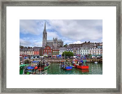 Cobh - Ireland Framed Print