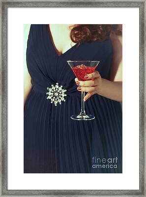Cocktail Hour Framed Print