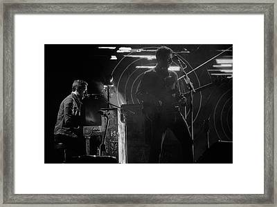 Coldplay9 Framed Print by Rafa Rivas