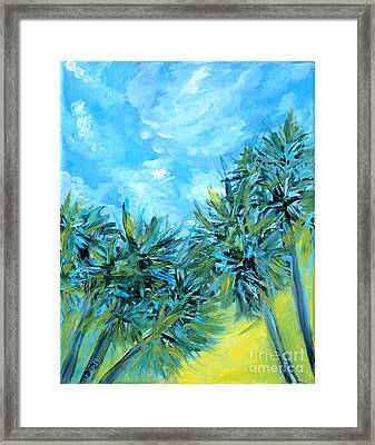 Collection Art  For Health And Life. Painting 10  Framed Print