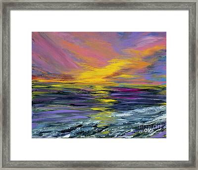 Collection Art For Health And Life. Painting 8 Framed Print