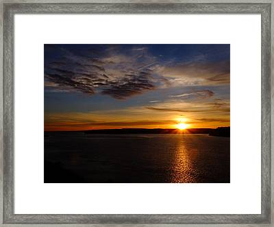 Colors Framed Print by John Rossman