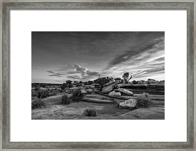 Coming Together II Framed Print by Jon Glaser