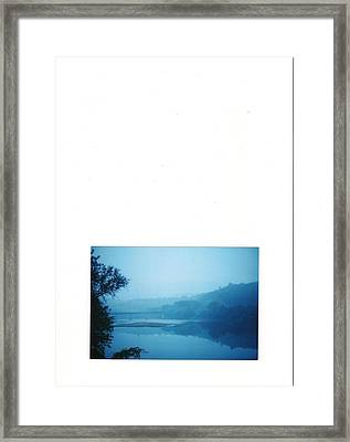 Connecticut River Framed Print by Jashobeam Forest