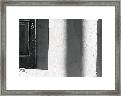 Continuum 1 Framed Print