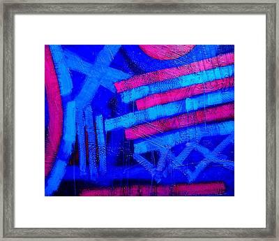 Crescendo  Framed Print by John  Nolan