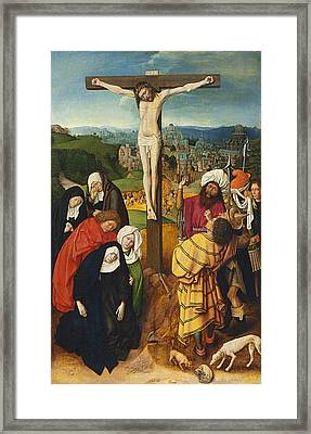 Crucifixion Framed Print