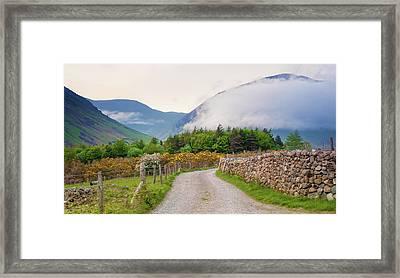 Cumbria Framed Print