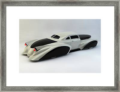 Framed Print featuring the photograph Custom  Lead Sled by Louis Ferreira