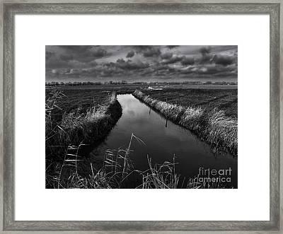 Damme, Belgium Framed Print by Nichola Denny