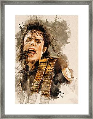 Dangerous Framed Print