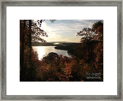 Dawn At Algonquin Park Canada Framed Print