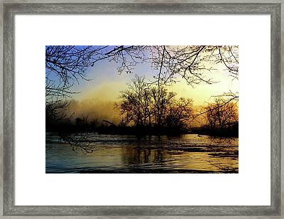 Morning Dawn Framed Print
