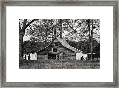 Days Gone By 2 Framed Print