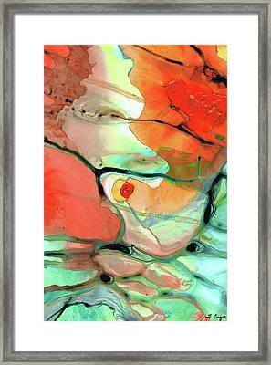 Decadence 3 Framed Print
