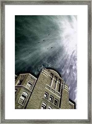 Deliverance  Framed Print by Ryan Heffron
