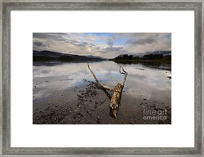 Derwentwater Framed Print by Nichola Denny