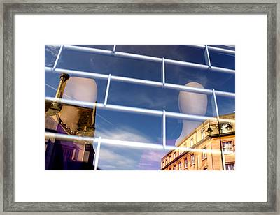 Different Lives Framed Print by Jez C Self