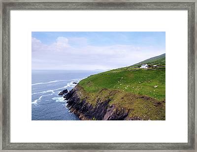 Dingle Peninsula - Ireland Framed Print