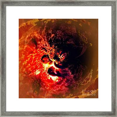 Do You See What I See Framed Print by Blair Stuart