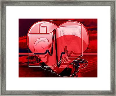 Doctors Collection Framed Print