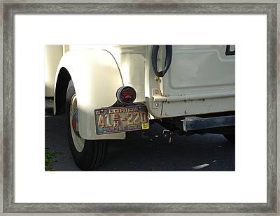 Dodge Framed Print by Rob Hans