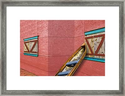 Done Fishing Framed Print by Paul Wear