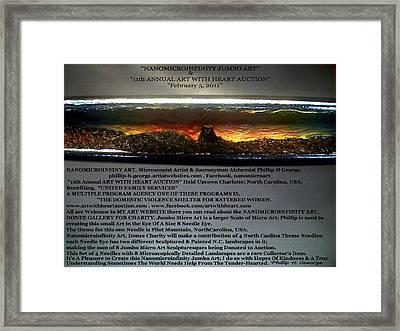 Donee Art Framed Print