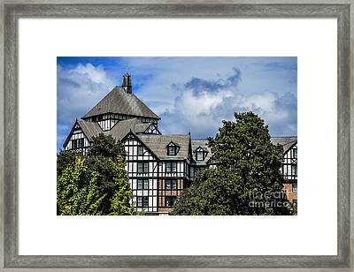 Doubletree By Hilton Hotel Roanoke And Conference Center Framed Print