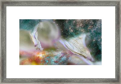 Dragon At The Ego Gate Framed Print