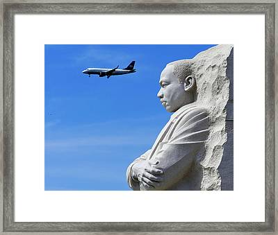 Dream Framed Print by Skip Hunt