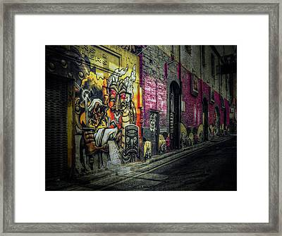Framed Print featuring the photograph Dreamscape by Wayne Sherriff